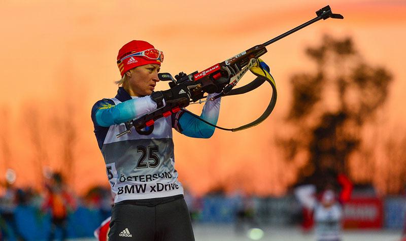 Украинка завоевала серебро Кубка мира в гонке на 10 км