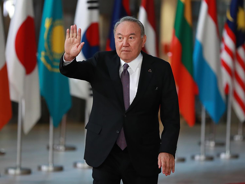 78-річний Нурсултан Назарбаєв склав повноваження глави держави