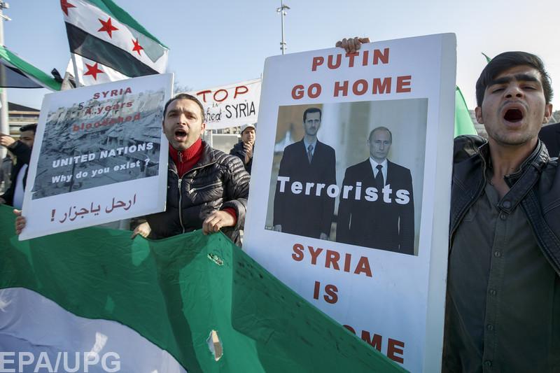 Москва воскресила Асада, но рискует увязнуть в Сирии, как в Афганистане