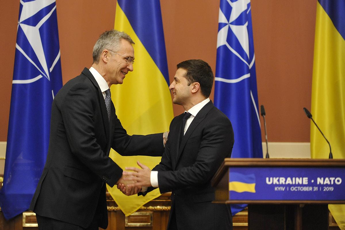 За последние 11 лет Украина почти не приблизилась к членству в НАТО