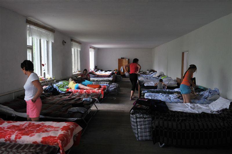 Государство нашло 1,6 тысяч объектов для людей, переехавших из зоны АТО