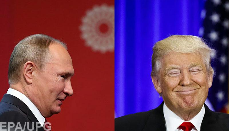 Советники Трампа не включили Россию в список главных угроз США