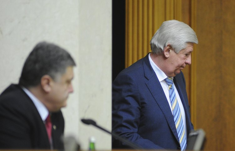 """""""Апостроф"""" следит за развитием ситуации вокруг голосования за отставку генпрокурора"""