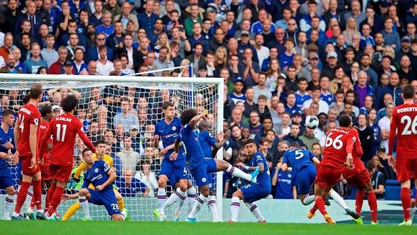 Английский футбол смотреть онлайн