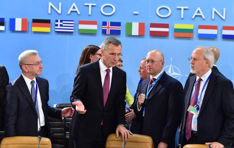Североатлантический Альянс запустил работу пяти трастовых фондов для поддержки Украины