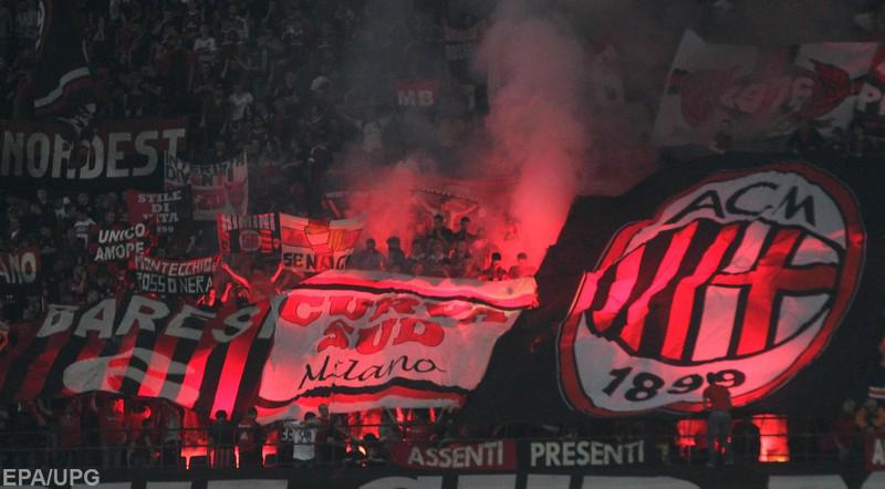 В рамках 8-го тура чемпионата Италии состоялось миланское дерби