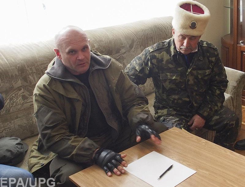 Одиозный главарь решил составить политическую конкуренцию Игорю Плотницкому