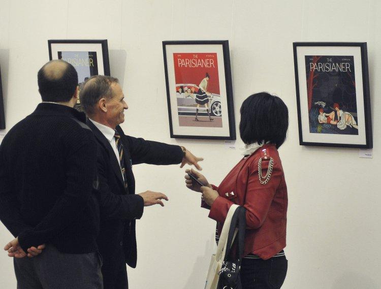 Выставка «The Parisianer» в Музее духовных сокровищ Украины