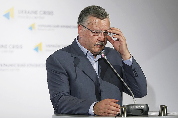Масштабного объединения вокруг Гриценко так и не случилось
