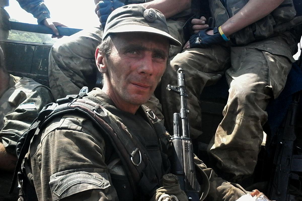 Участник прорыва из окружения под Изварино в августе 2014 года рассказал, как ему удалось выжить