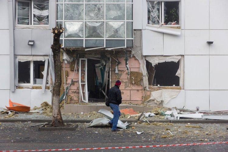 В приморском городе сегодня ночью произошел очередной теракт