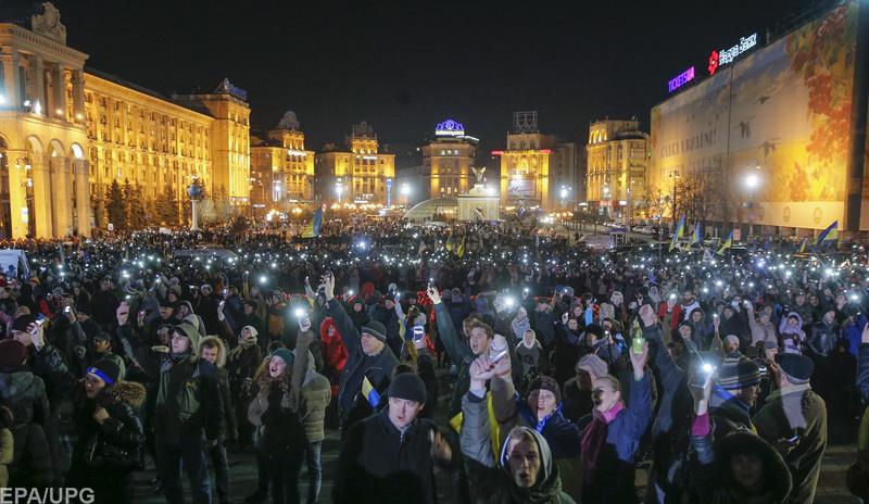 Василий Филипчук о последствиях Революции достоинства для Украины