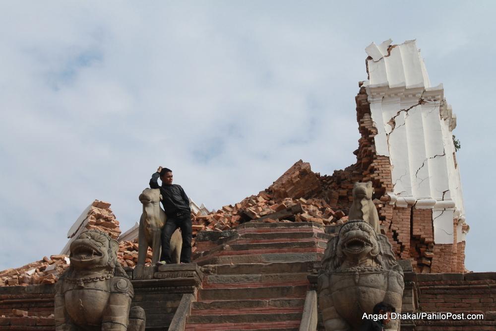 Гражданка нашей страны рассказала о том, как она пережила землетрясение
