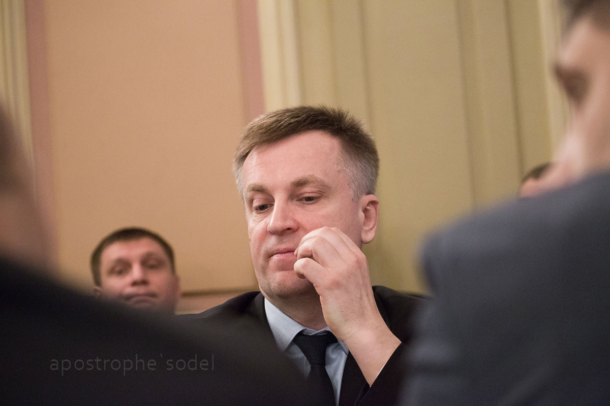 В Украине стартовала показательная борьба с коррупцией