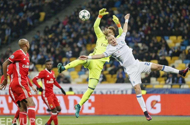 19 октября в Киеве команда Реброва потерпела второе поражение в турнире