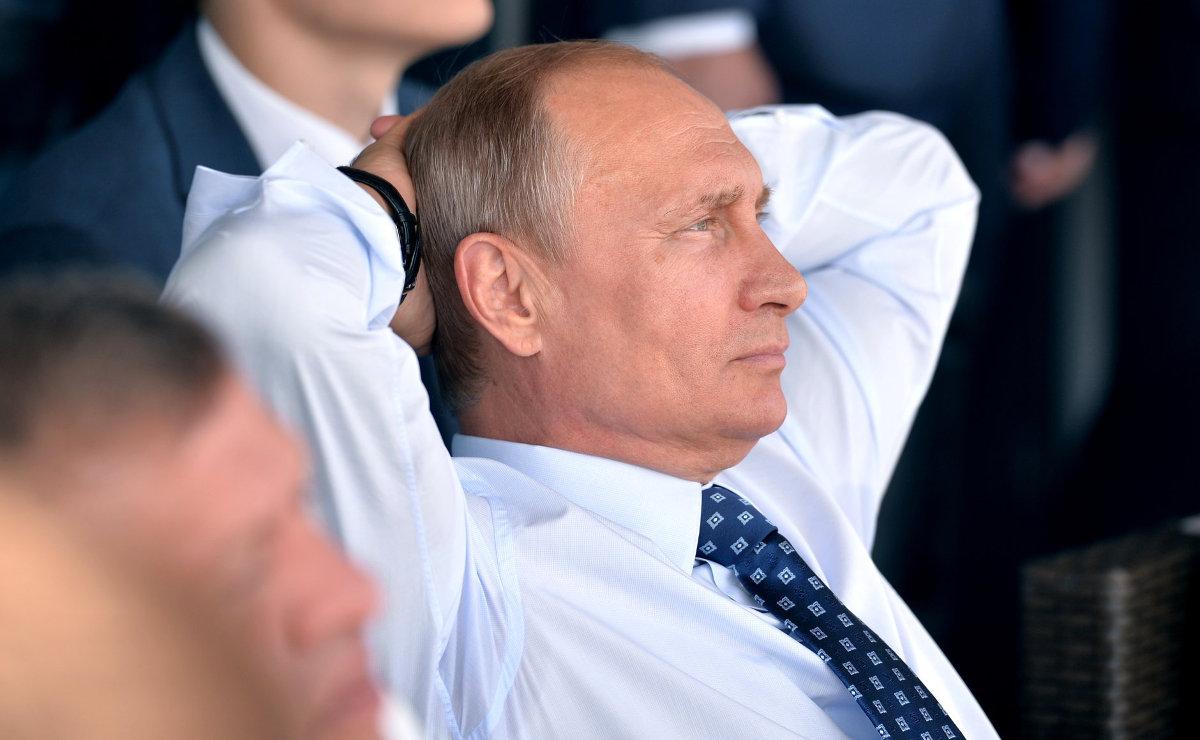 Какие планы в отношении Украины вынашивает Кремль?