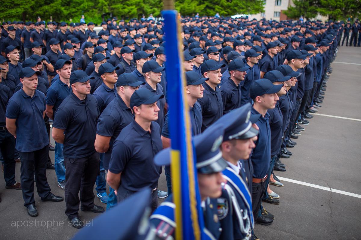 Прокуратура Киева надеется, что патрульная полиция оправдает доверие жителей столицы