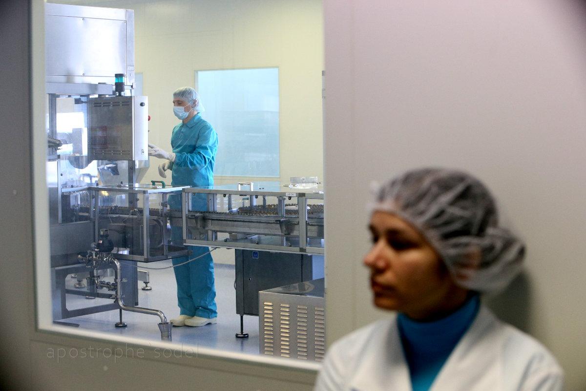 Лицензирование импорта лекарственного сырья могут отменить