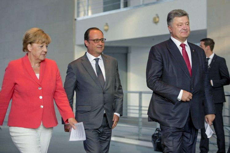 Президенту Украины не удалось привлечь к переговорам по Донбассу новых участников