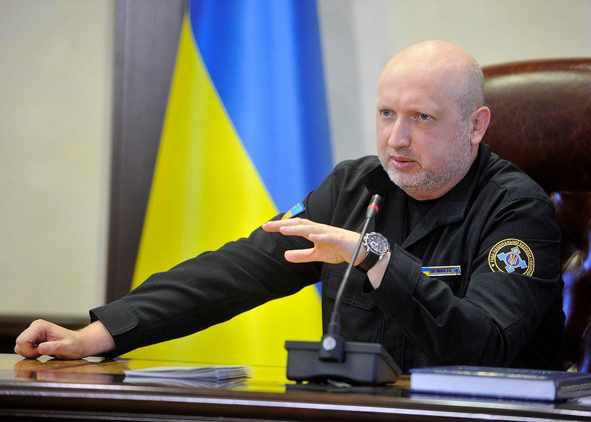 Александр Турчинов метит в кресло премьера
