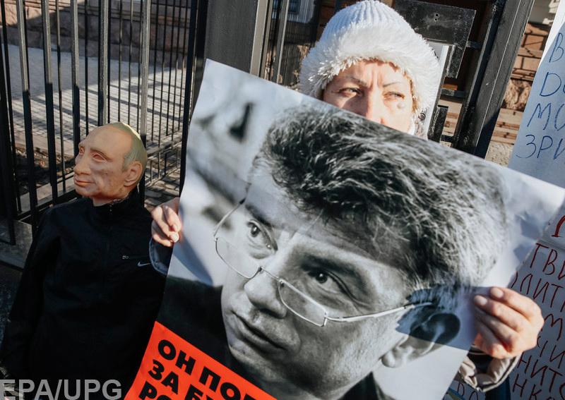Путин лично саботирует расследование убийства Бориса Немцова