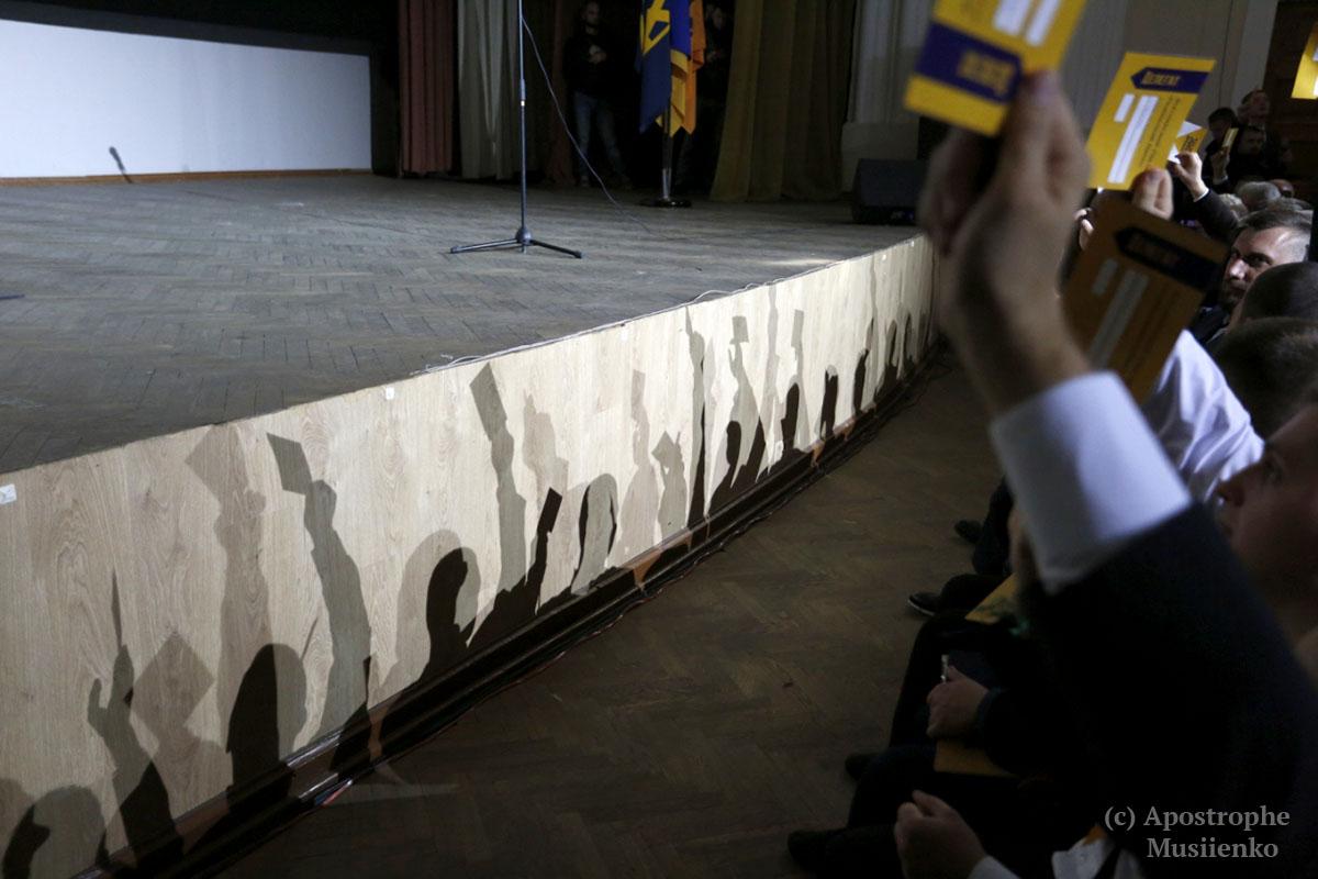 Политическое поле Украины стремительно заполняется новыми партиями