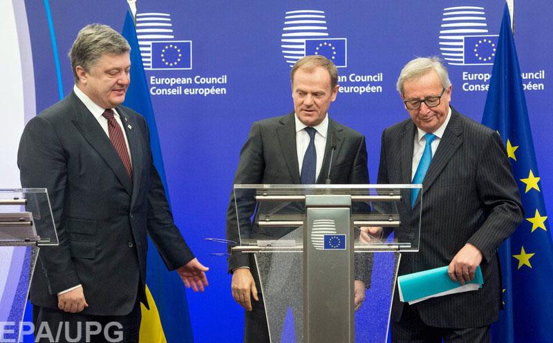 В 2017 году международное положение Украины может осложниться