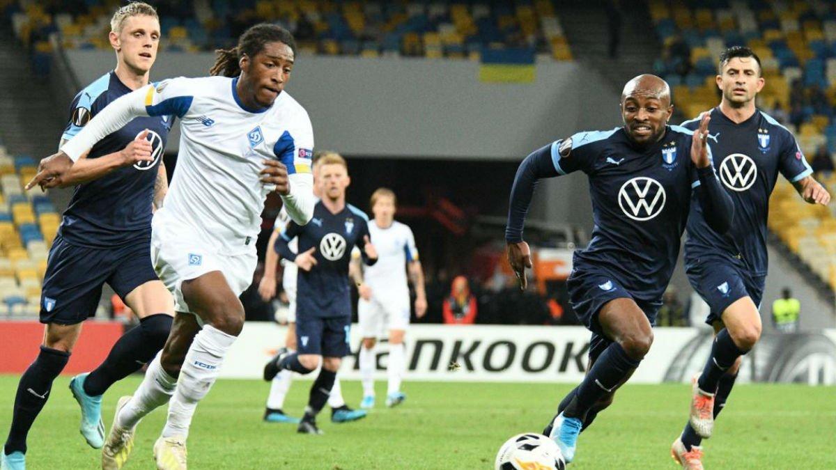 Динамо проиграло невероятный матч в Швеции