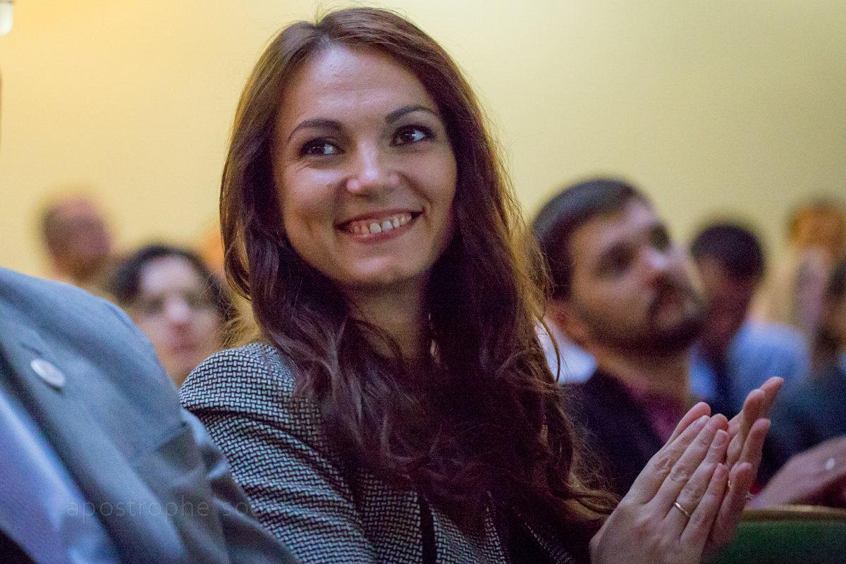 Анна Гопко об участии в парламентской избирательной кампании