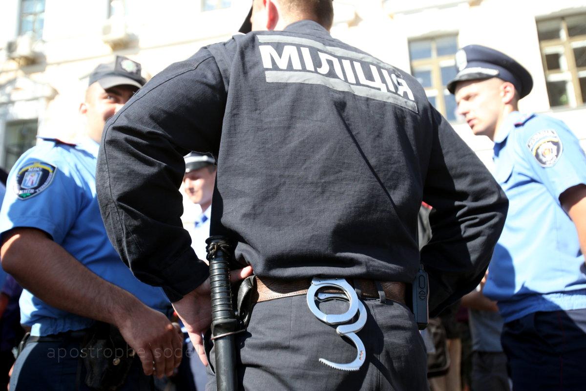 В Украине решили создать национальную полицию на базе МВД