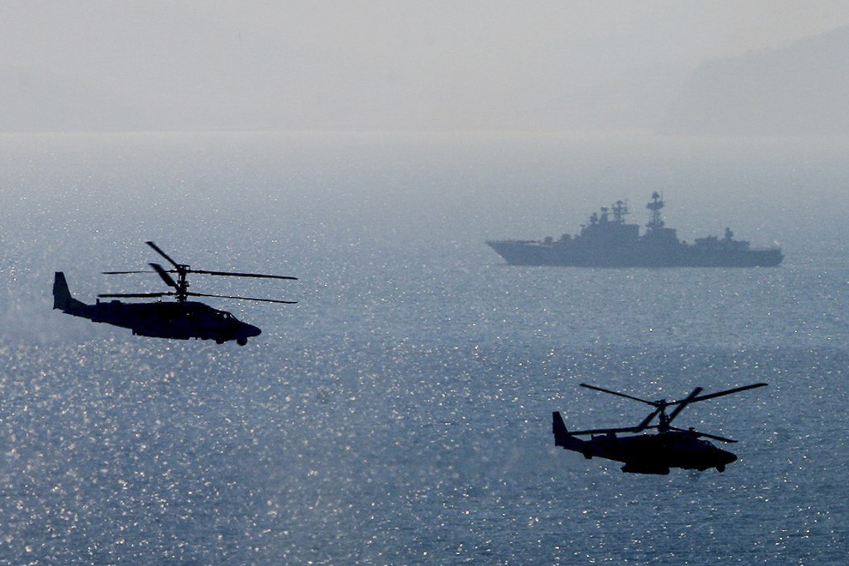 Зачем Россия устраивает провокации в Азовском море