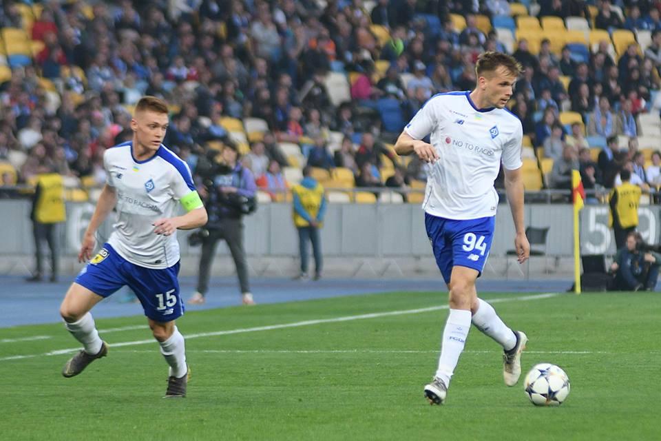 В Киеве состоялся центральный матч 27-го тура чемпионата Украины