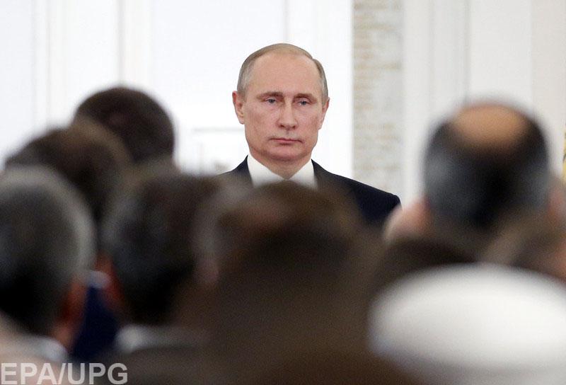 Лидер РФ повторяет ошибки советских вождей, которые привели к развалу СССР