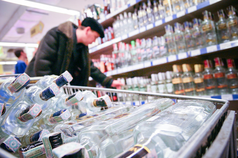 Киевсовет пытался рассмотреть запрет на продажу алкоголя в ночное время