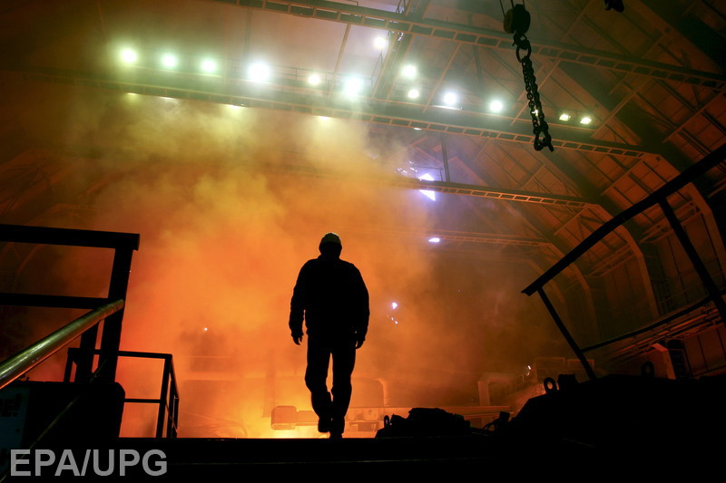 После введения пошлин против российских сталеваров украинские металлурги могут нарастить продажи в Европу