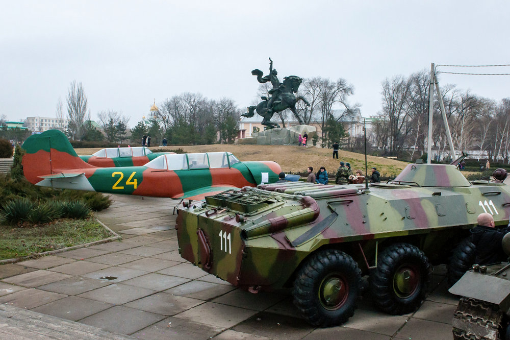 Как Украине обеспечить блокаду Приднестровья