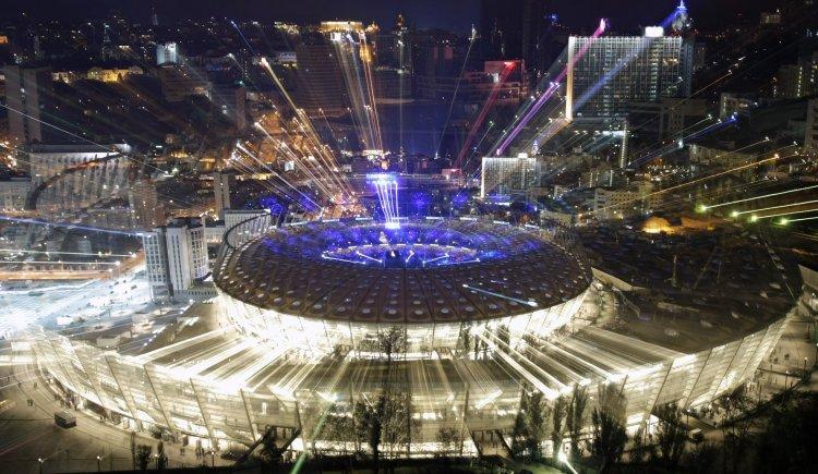 В 2018 году столица Украины будет принимать событие мирового масштаба