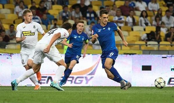Динамо здобуло непросту перемогу над донецьким клубом в матчі 16-го туру чемпіонату України