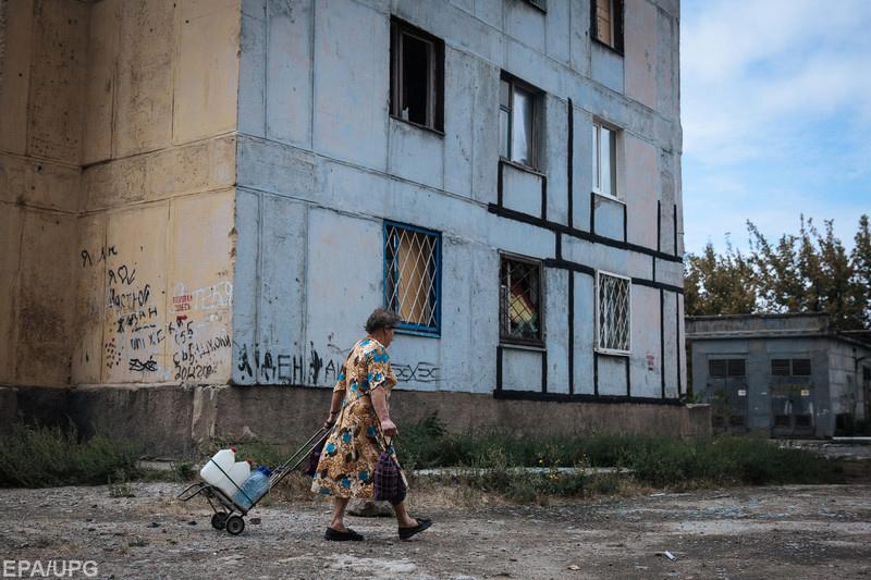 Поставки воды на оккупированный Донбасс прекращены не будут