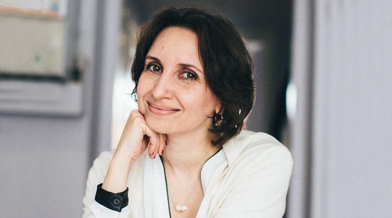 Марьяна Савка о книгах и перспективах украинских издателей