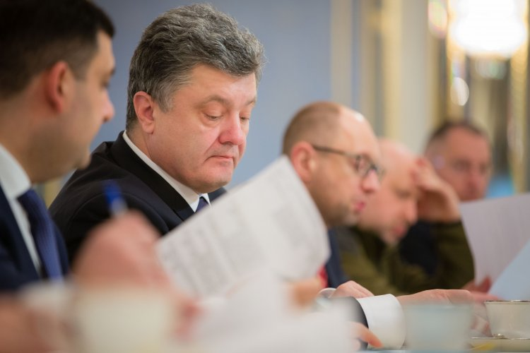 В украинской политической колоде произойдет масштабная перетасовка