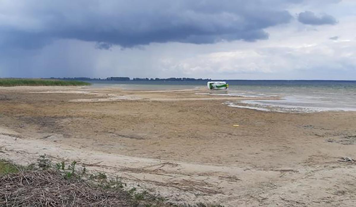 Світязь катастрофа - На озері Світязь впала вода - що робити ...