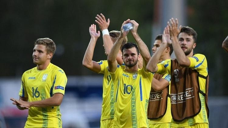 Украинские юноши сохранили отличные шансы на выход в полуфинал Евро-2018
