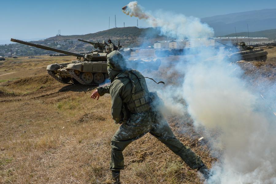 Российский военный эксперт пояснил логику маневров российской армии