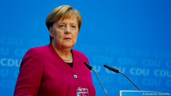 Меркель напомнила, когдаЕС отменит антироссийские санкции