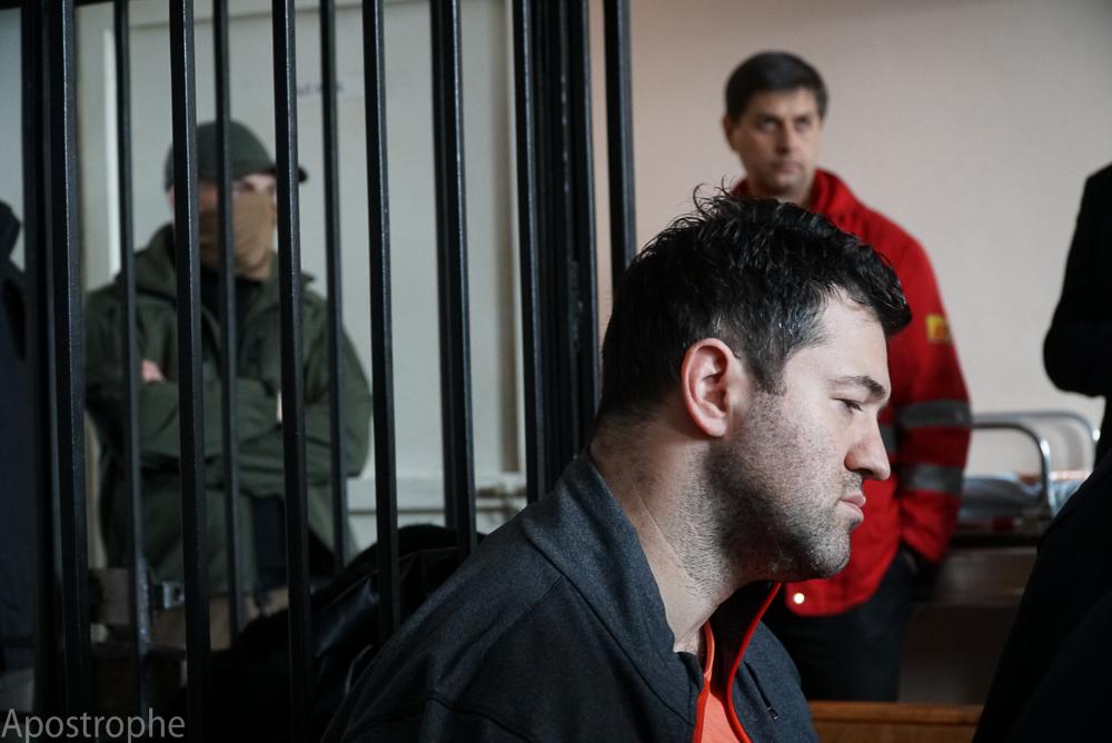 В Соломенском суде сегодня возобновилось заседание
