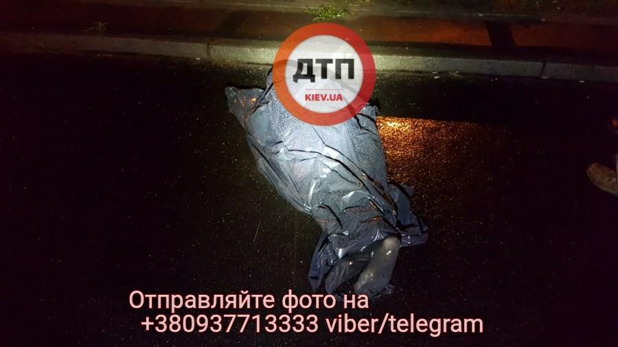 Два человека погибли под колесами авто напроспекте Бажана вКиеве