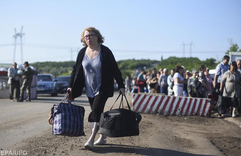 Советник министра Олеся Цыбулько о проблемах переселенцев и жителей ОРДЛО