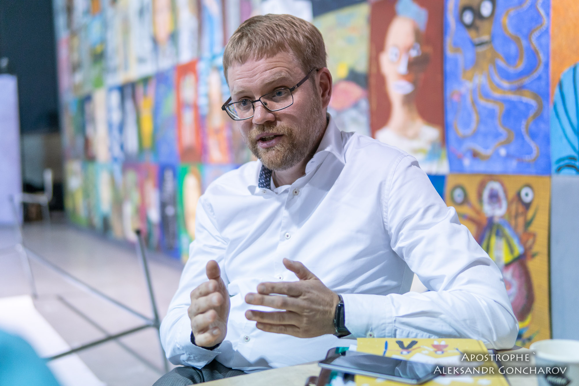 Посол Швеции о России, реформах и том, что его больше всего впечатлило в Украине