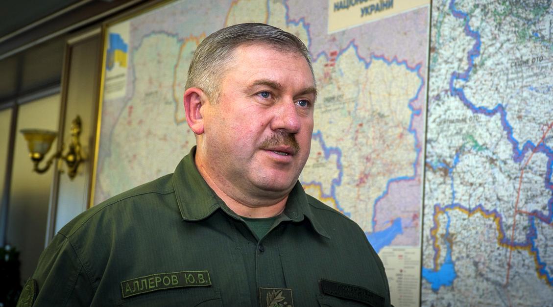 Юрий Аллеров рассказал, как бывших ВВшников отправляли на Донбасс, и кто спас Харьков от России